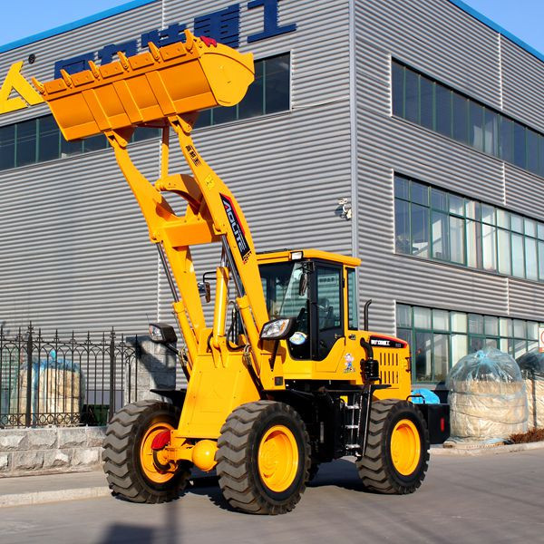 Earth Moving Machine Small Weifang Front End Loader For Sale