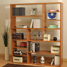 Learning Shelf Bookcase with Wooden Book Cabinet, Bookcase, Wood Kids Bookshelf