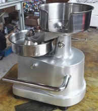 JKH-130 stainless steel manual hamburger patty mold/burger patty press/burger patty making machine