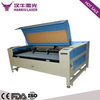 80w/100w CO2 CNC Laser Cutting Engraving Machine for cutting acrylic wooden materials