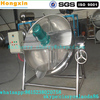 jacketed kettle Jacketed cooking kettle 300L steam heating cooking kettle with double jacket