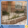 2.4m*1.5m Cheap Picket Fence For Garden/High-powered Safety Fence/High-performance Steel Fence Wholesale