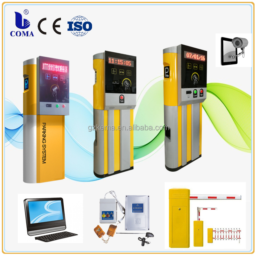 Hotel car parking management system with factory price