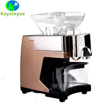Economic Good Quality small cold press soybean oil press