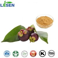 ISO Factory USP Standard Best Price Mangosteen Rind Extract