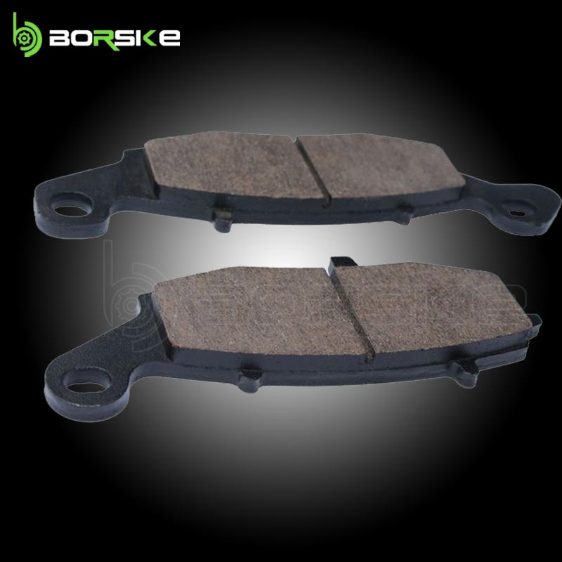 Hot selling for KAWASAKI-VN1700 and SUZUKI-GS500 brake pad for motor brake pad and ATV brake pad