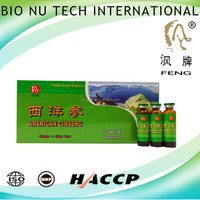 health products American Ginseng Axtructum energy drink