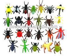 Mini Plastic Insect Animal Toys