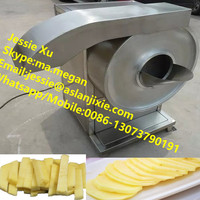Stainless steel Potato chipper/french fries cutting machine