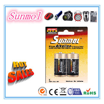 LR14 Size C super alkaline battery AM2 battery