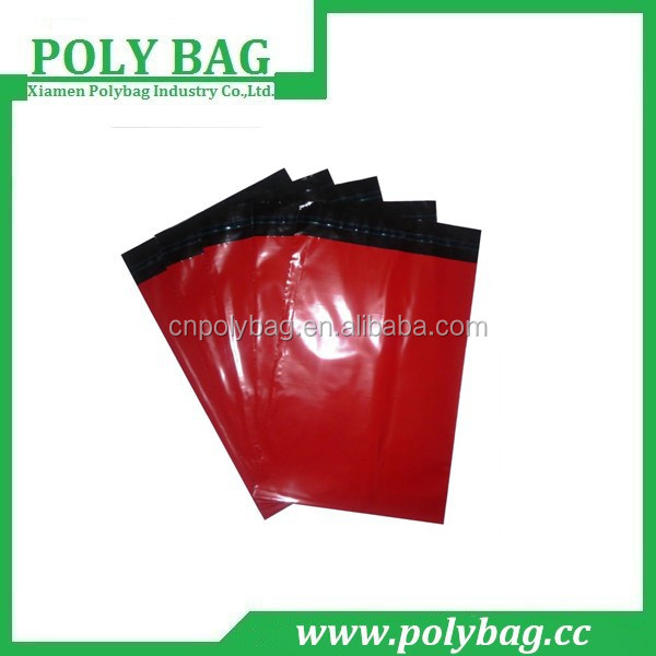 Poly <strong>plastic</strong> mail bag hdpe <strong>material</strong> printed mailing bags