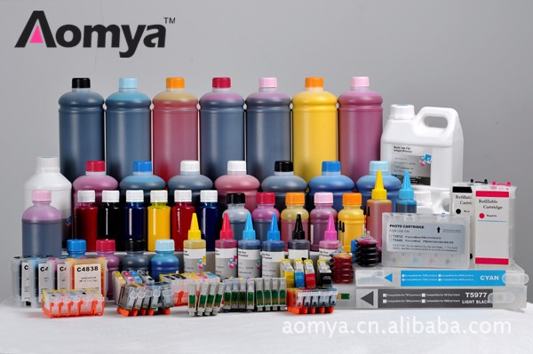 Aomya hotsale Eco solvent ink for Epson DX5/6/7 printhead printer