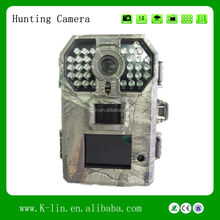 Professional Rechargeable Wildlife Hunting Camera HD Digital Infrared Scouting Trail Camera LED Video Recorder