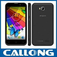 ZOPO ZP700 handset mtk6582 quad core 1GB RAM 4GB ROM android 3G smartphone