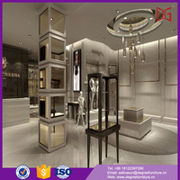 2015 high end furniture boutique decorative garment rack retail display for hanging items