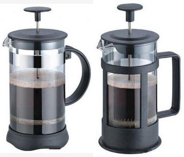 Lab Glass Coffee Maker : Borosilicate Glass French Press/coffee Plunger Coffee Plunger Coffee Maker - Buy Borosilicate ...