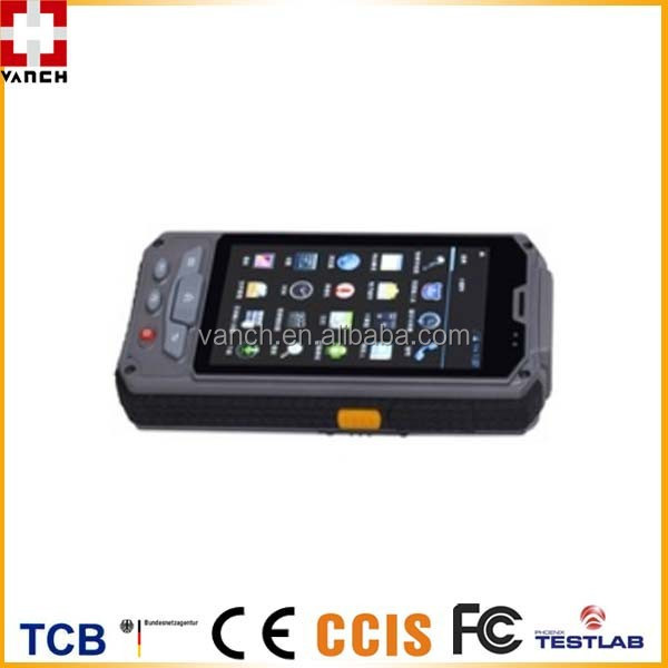 GPS/3G/WIFI/Camera/bluetooth android UHF RFID handheld Reader