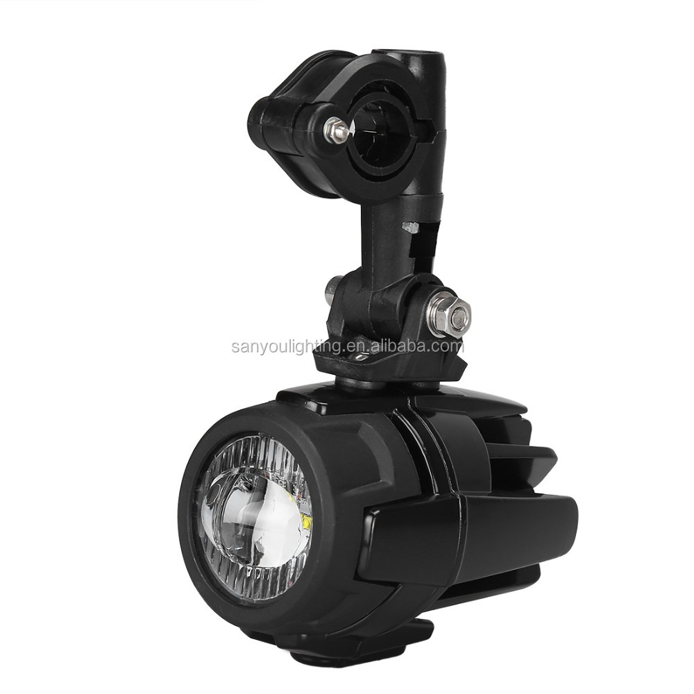 2017 popular led motorcycle light waterfowl lamp 40W motorcycle light