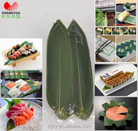 Sushi Tools Fresh Bamboo Leaves