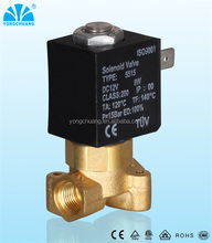 yongchuang CEME coffee machine cheap brass solenoid valve