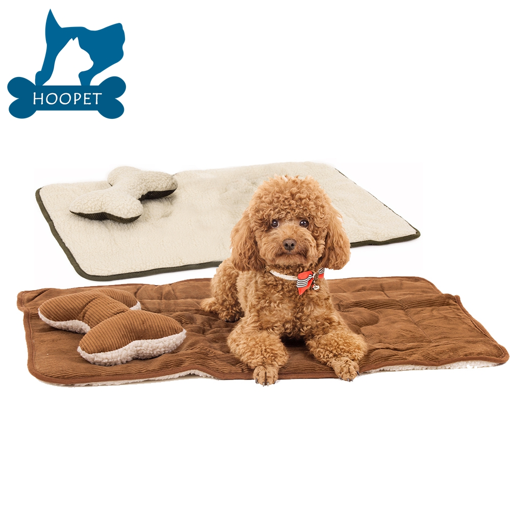 indoor comfortable pet blanket fleece dog blanket