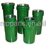 BW600 10 triplex mud pump parts liners and duplex mud pump