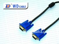Factory direct VGA Cable hdmi to vga of high resolution