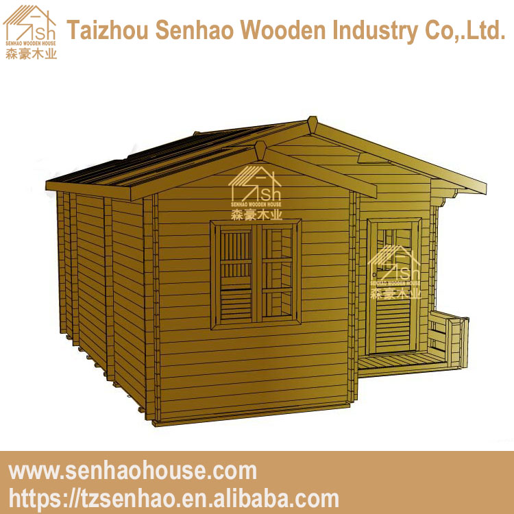 Hot sale fast build log cabin house plans