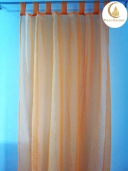 Wholesale Turkey curtains voile home ready made curtain for bedroom
