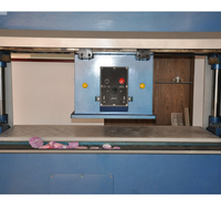die press fabric cutting table