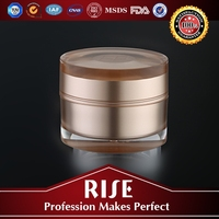latest new design packaging for personal care cosmetic jar