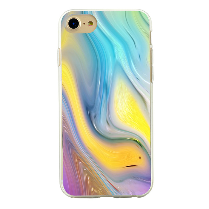 paint liquid mobile phone case