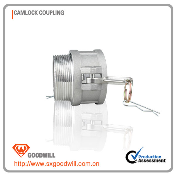 ss304&316 guillemin camlock hose adapter couplings