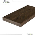 ASA Surface wood color pvc foam decking
