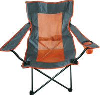 Promotional Folding Beach Chair Camping chair with armrest