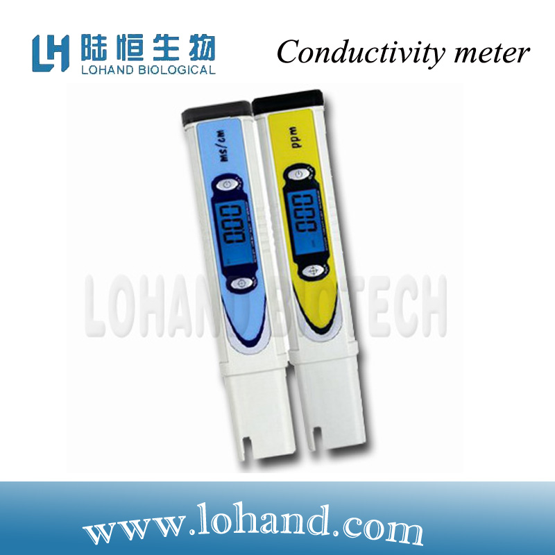 Data-hold pen type water meter digital EC testing conductivity meter