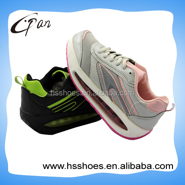 Comfortable air cushion sports shoes for men and women