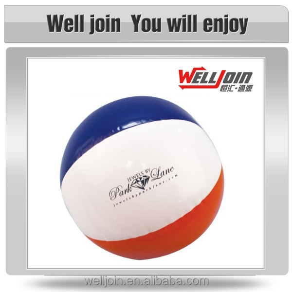 2014 Hot sale PVC Promotion inflatable beach ball