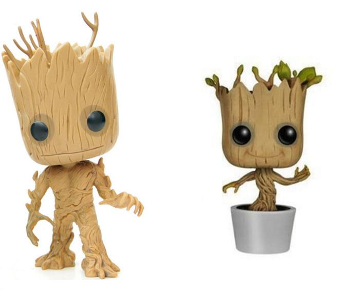 2017 Hot sale Funko POP Figurine Groot of the Gardians of the Galaxies