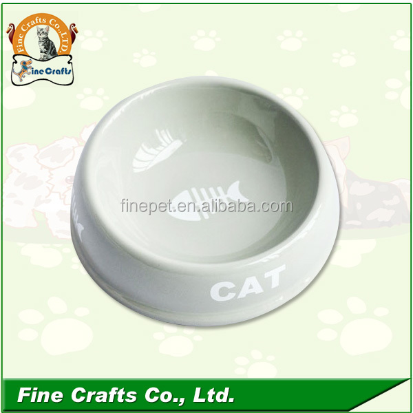 Wholesale cheap Ceramic dog product for food