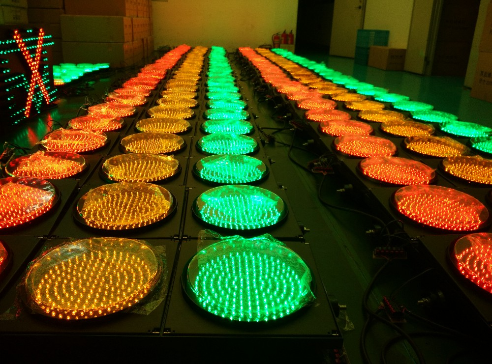 300mm led ball long life traffic lights