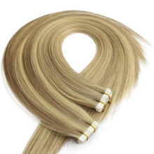 Ombre Natural Looking Regular Tapes Human Hair Extensions