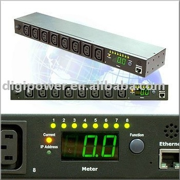 Remote Power Switch PDU 16A 230V