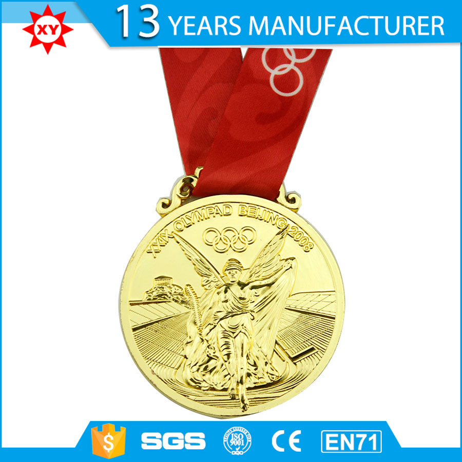 Professional Large sports meeting taekwondo medal
