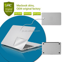 Original factory laptop body cover skins for Macbook