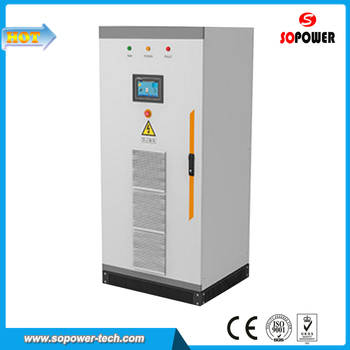 Solar Power Generation Solar Central Inverter 100KW with MPPT Solar Controller
