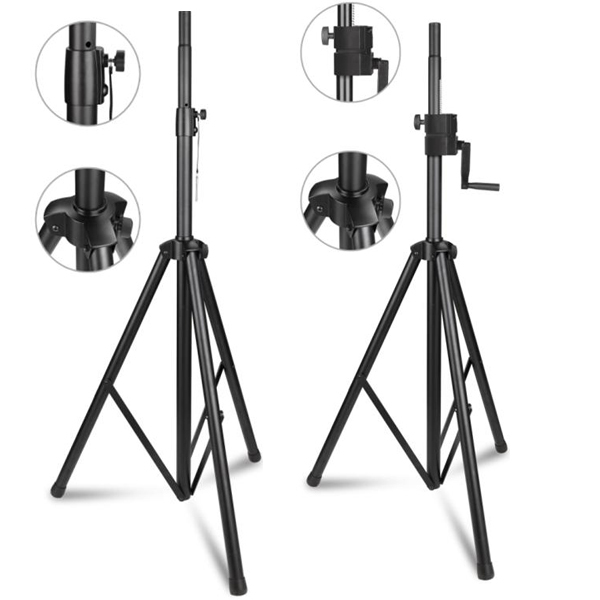 Wholesale pa speaker stands China Alibaba speaker stand