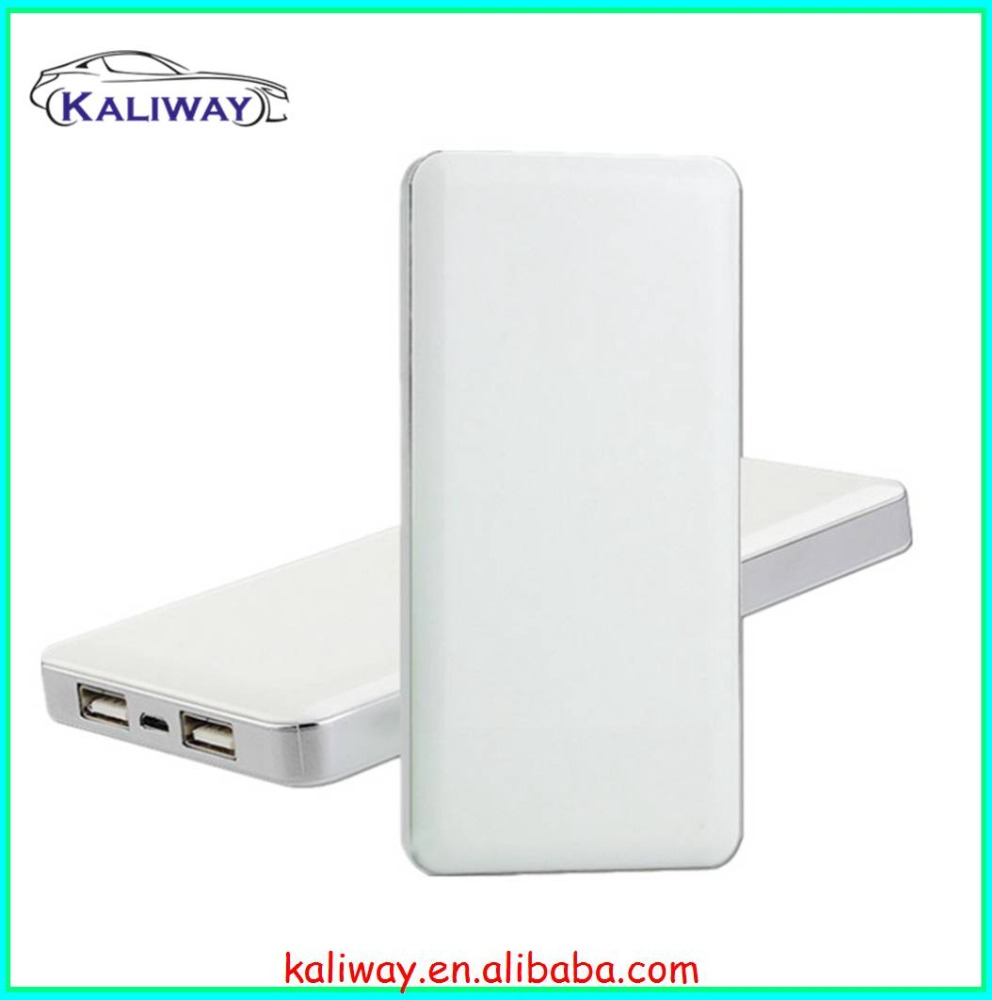 Wholesale cheap price external battery fast charging portable power bank 12000mah