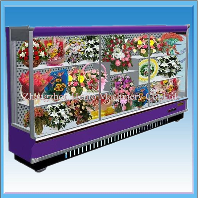 Fresh Keeping Cabinet Flower Showcase Cooler