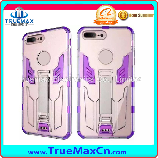 Newest Cool Transformers Sport Car Case With Stand Patent Mobile Phone Case for iPhone 7 Plus